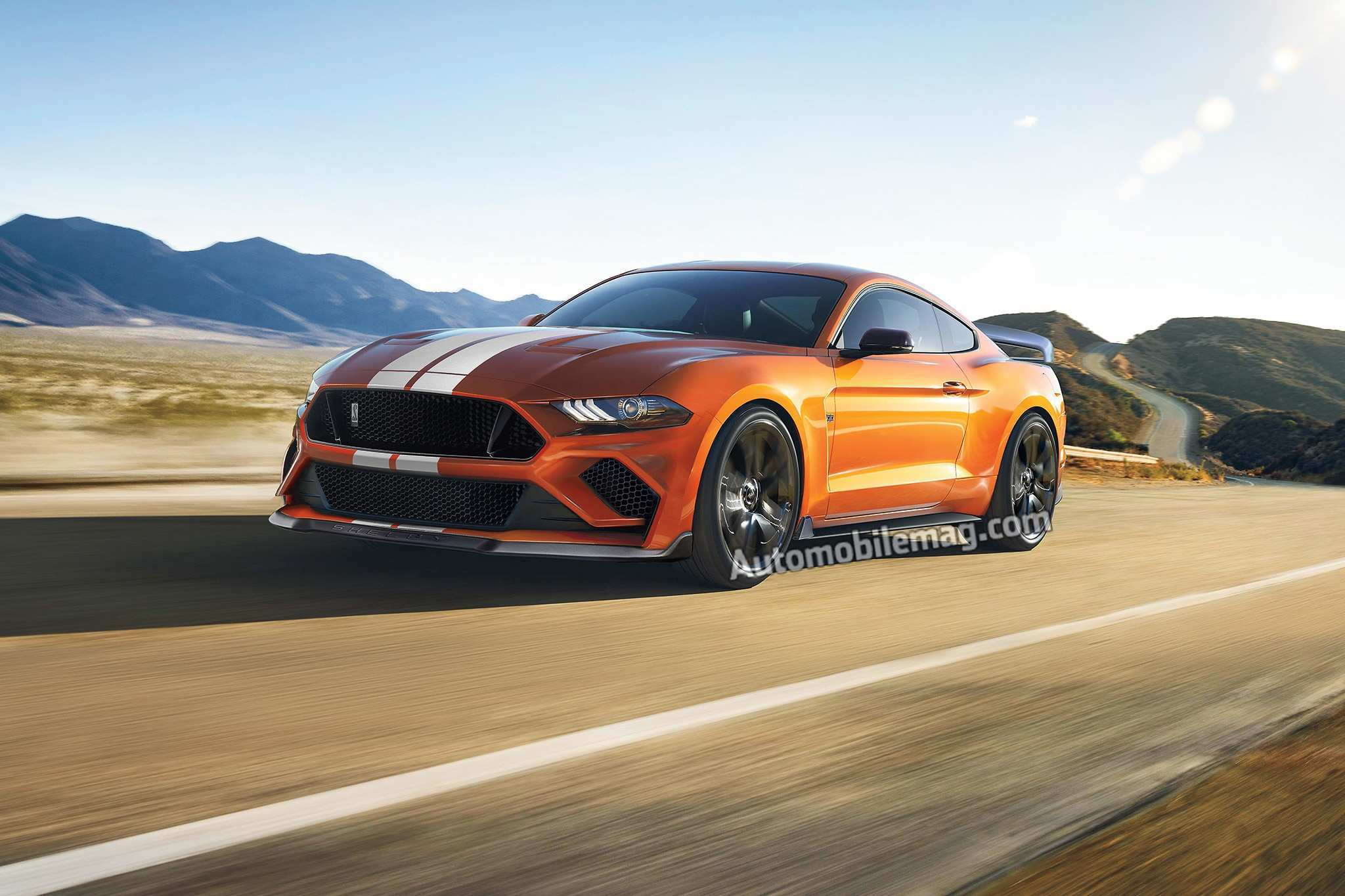 94 All New 2019 Ford Shelby Gt500 Release for 2019 Ford Shelby Gt500