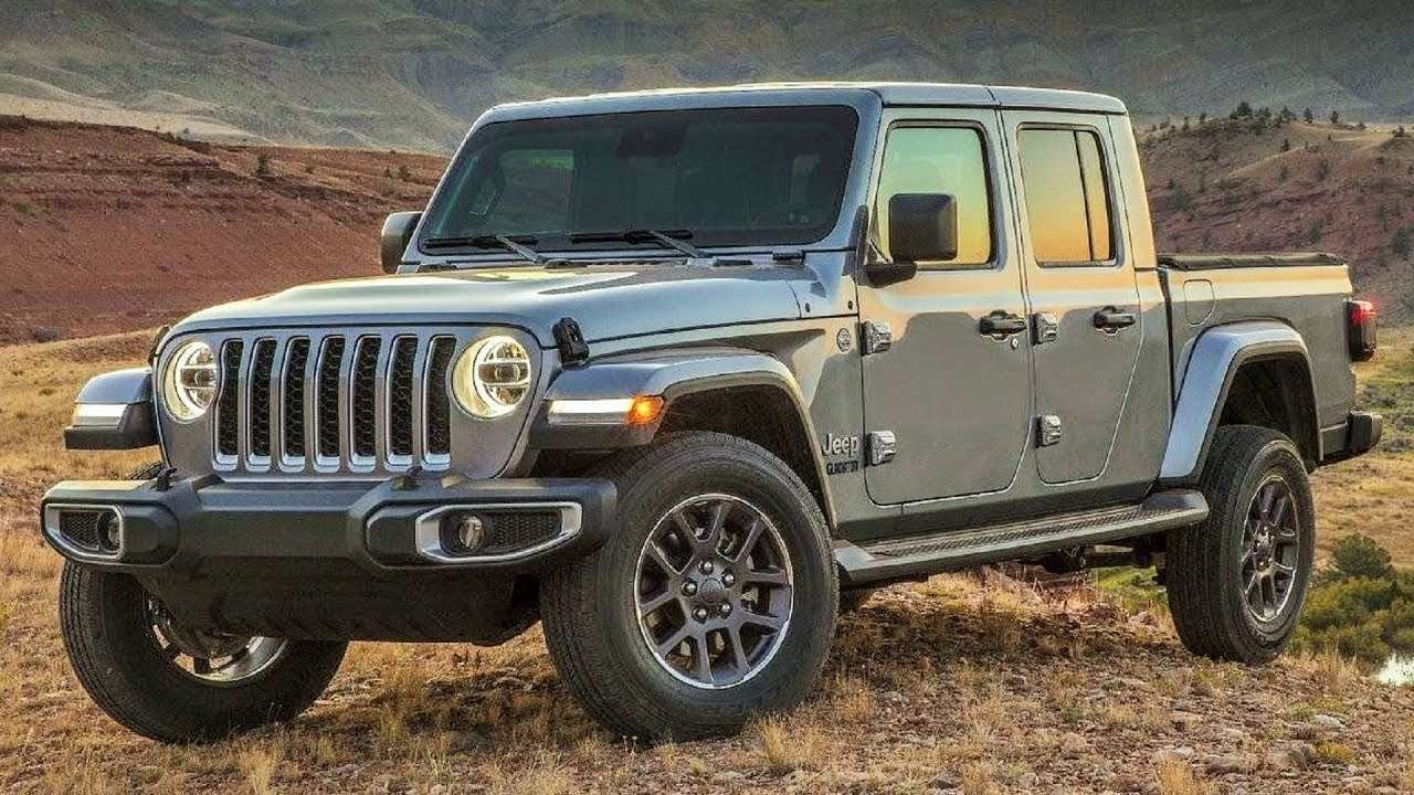 94 All New 2019 Jeep Gladiator Pictures with 2019 Jeep Gladiator