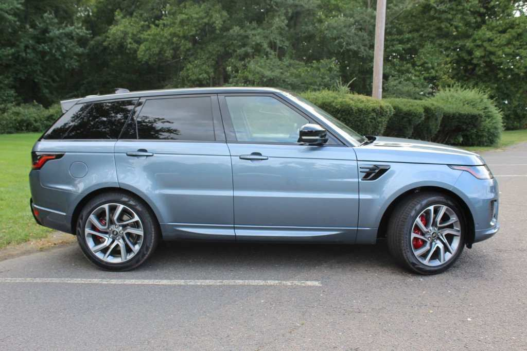 94 All New 2019 Land Rover Range Rover Sport Redesign by 2019 Land Rover Range Rover Sport