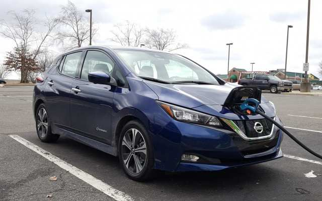 94 All New 2019 Nissan Electric Wallpaper with 2019 Nissan Electric