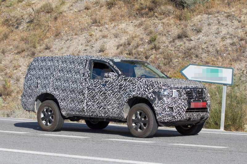 94 All New 2019 Nissan Pathfinder Spy Shots Review by 2019 Nissan Pathfinder Spy Shots