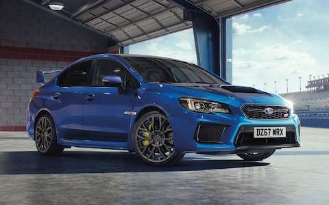 94 All New 2019 Subaru Wrx Sti Review Pictures with 2019 Subaru Wrx Sti Review
