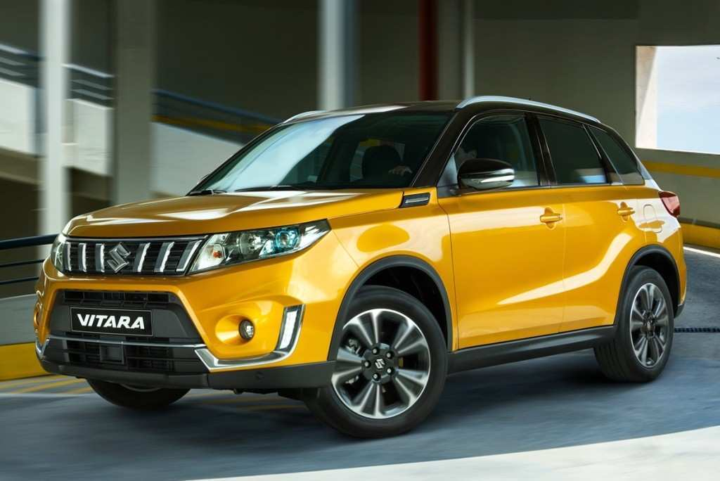 94 All New 2019 Suzuki Vitara Pictures for 2019 Suzuki Vitara