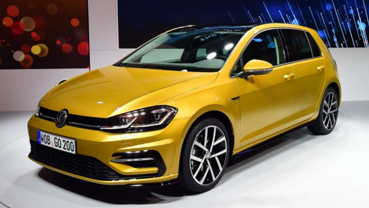 94 All New 2019 Vw Golf Mk8 Reviews with 2019 Vw Golf Mk8