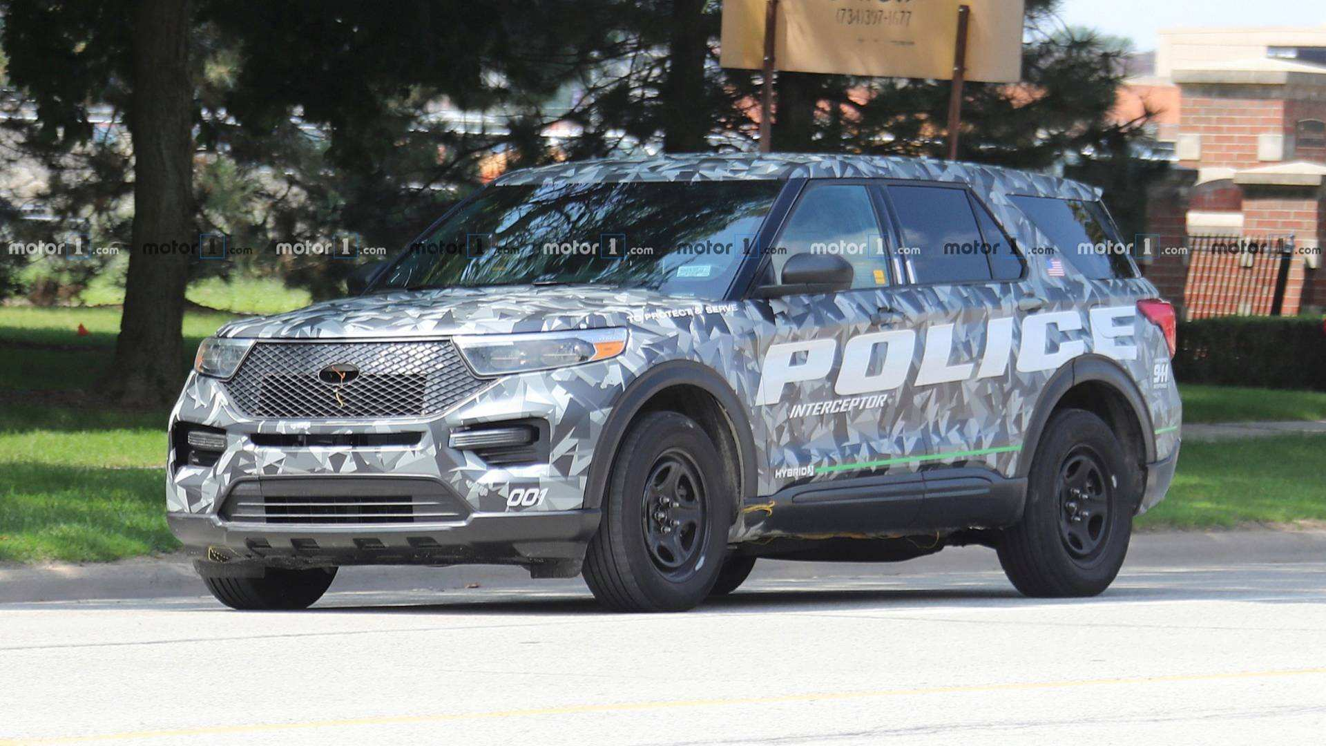 94 All New 2020 Ford Police Interceptor Review with 2020 Ford Police Interceptor