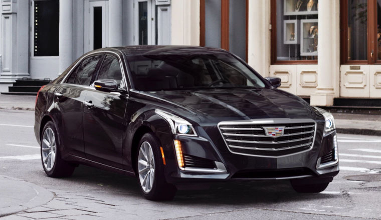 94 Best Review 2019 Cadillac Sedan Exterior by 2019 Cadillac Sedan