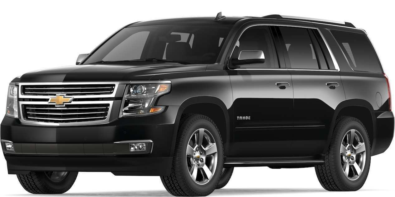 94 Best Review 2019 Chevrolet Tahoe Review with 2019 Chevrolet Tahoe