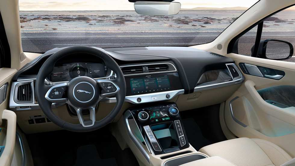 94 Best Review 2019 Jaguar I Pace Exterior and Interior by 2019 Jaguar I Pace