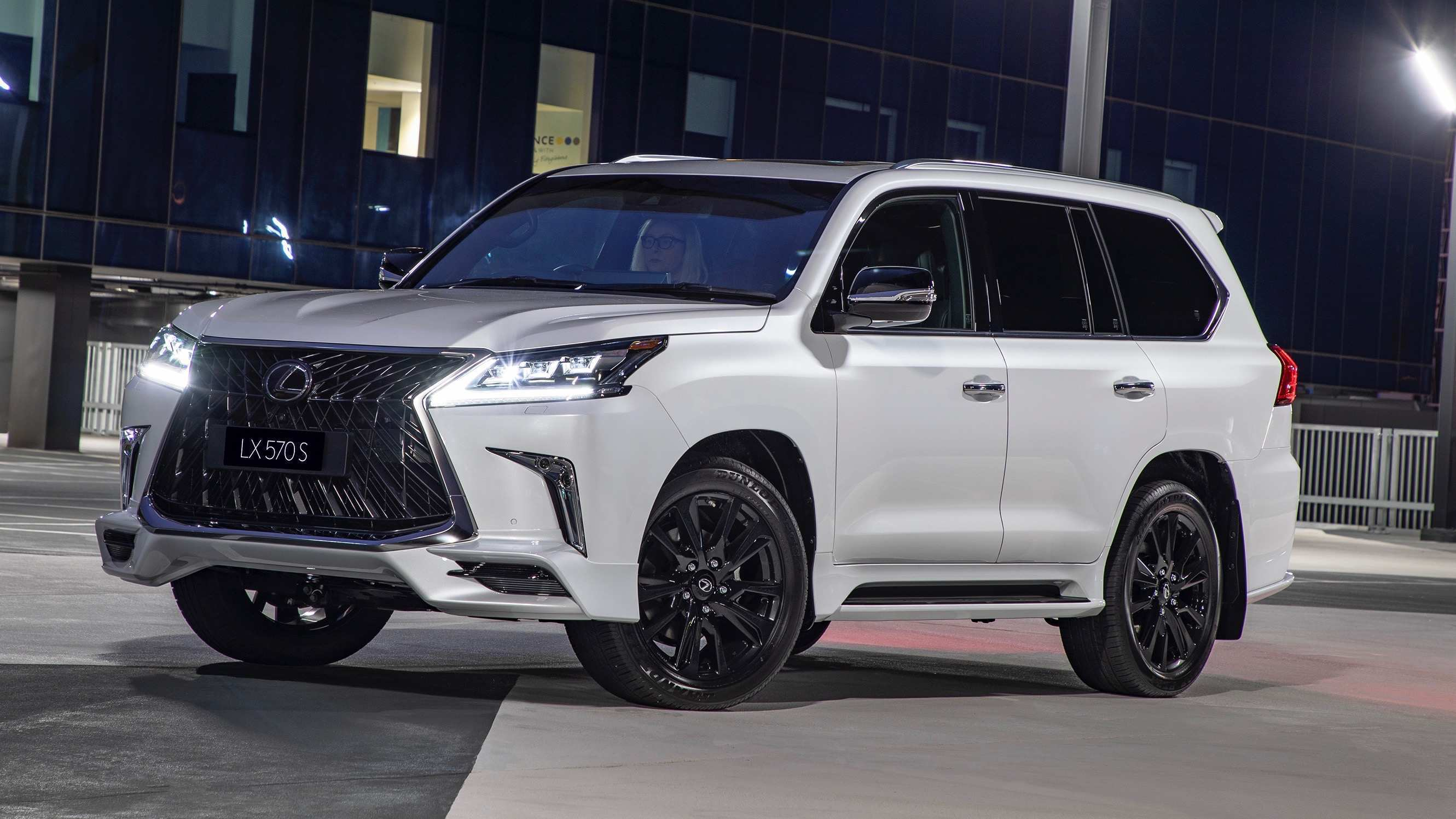 94 Best Review 2019 Lexus Lx 570 Exterior and Interior with 2019 Lexus Lx 570