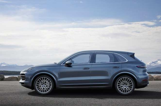 94 Best Review 2019 Porsche Cayenne Order Spesification by 2019 Porsche Cayenne Order
