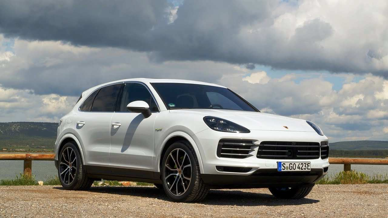 94 Best Review 2019 Porsche Cayenne Video New Concept by 2019 Porsche Cayenne Video