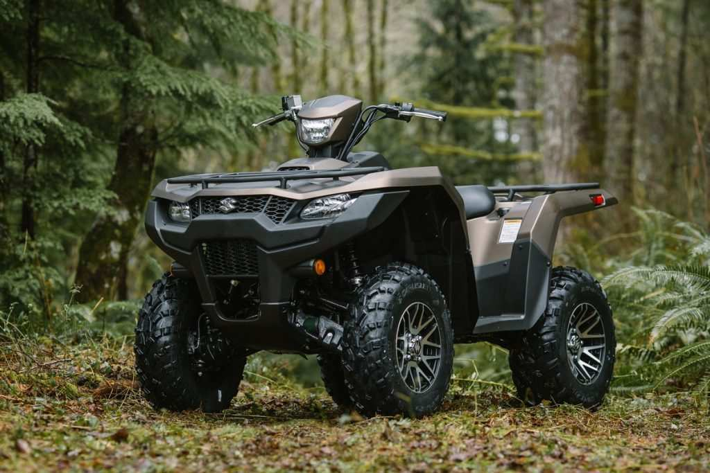94 Best Review 2019 Suzuki King Quad Spesification for 2019 Suzuki King Quad