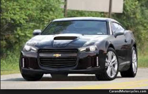 94 Best Review 2020 Chevrolet Chevelle Exterior and Interior by 2020 Chevrolet Chevelle