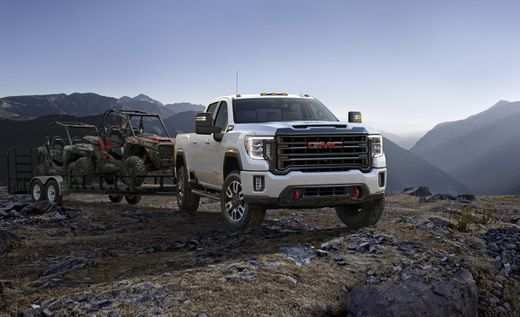 94 Best Review 2020 Gmc Truck Release by 2020 Gmc Truck