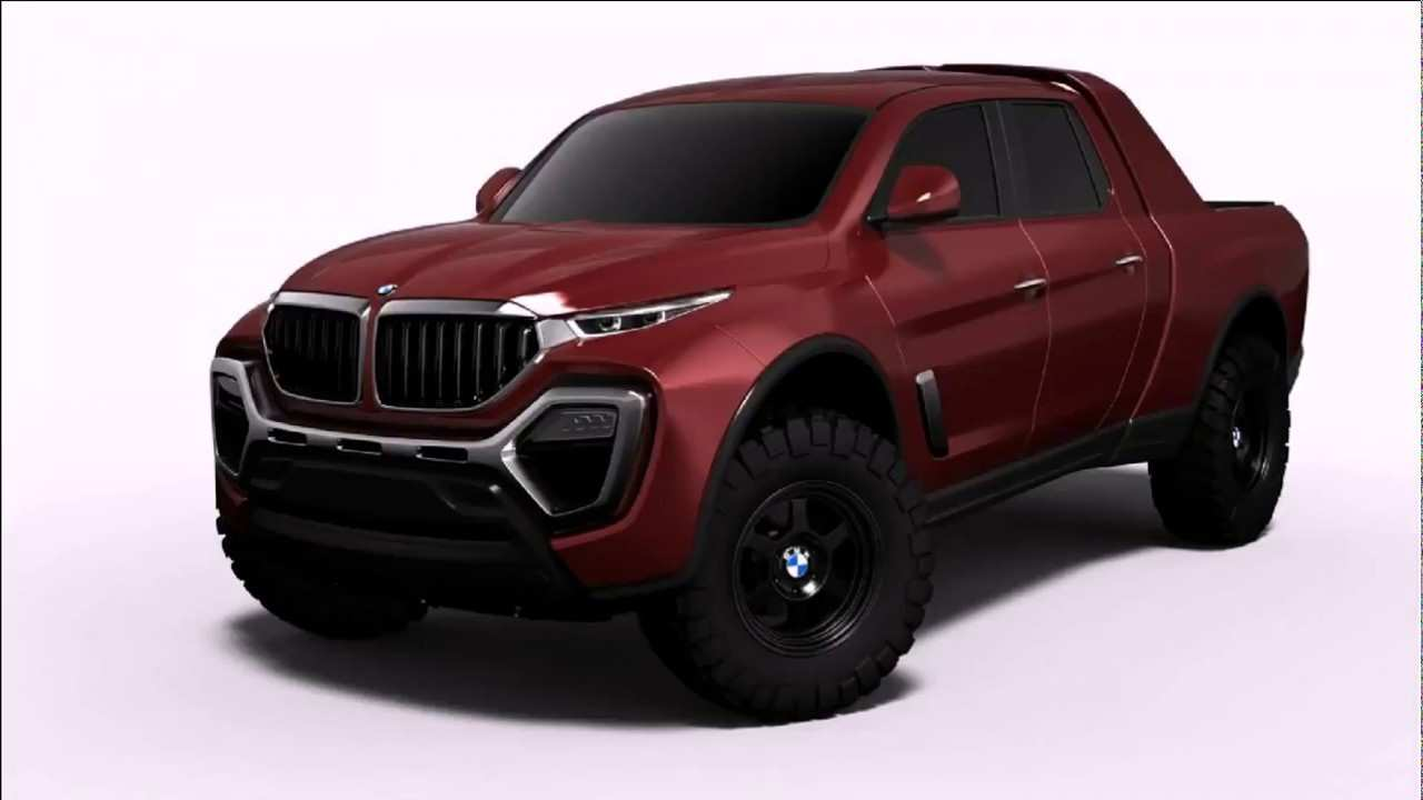94 Concept of 2019 Bmw Pickup Truck Performance and New Engine for 2019 Bmw Pickup Truck