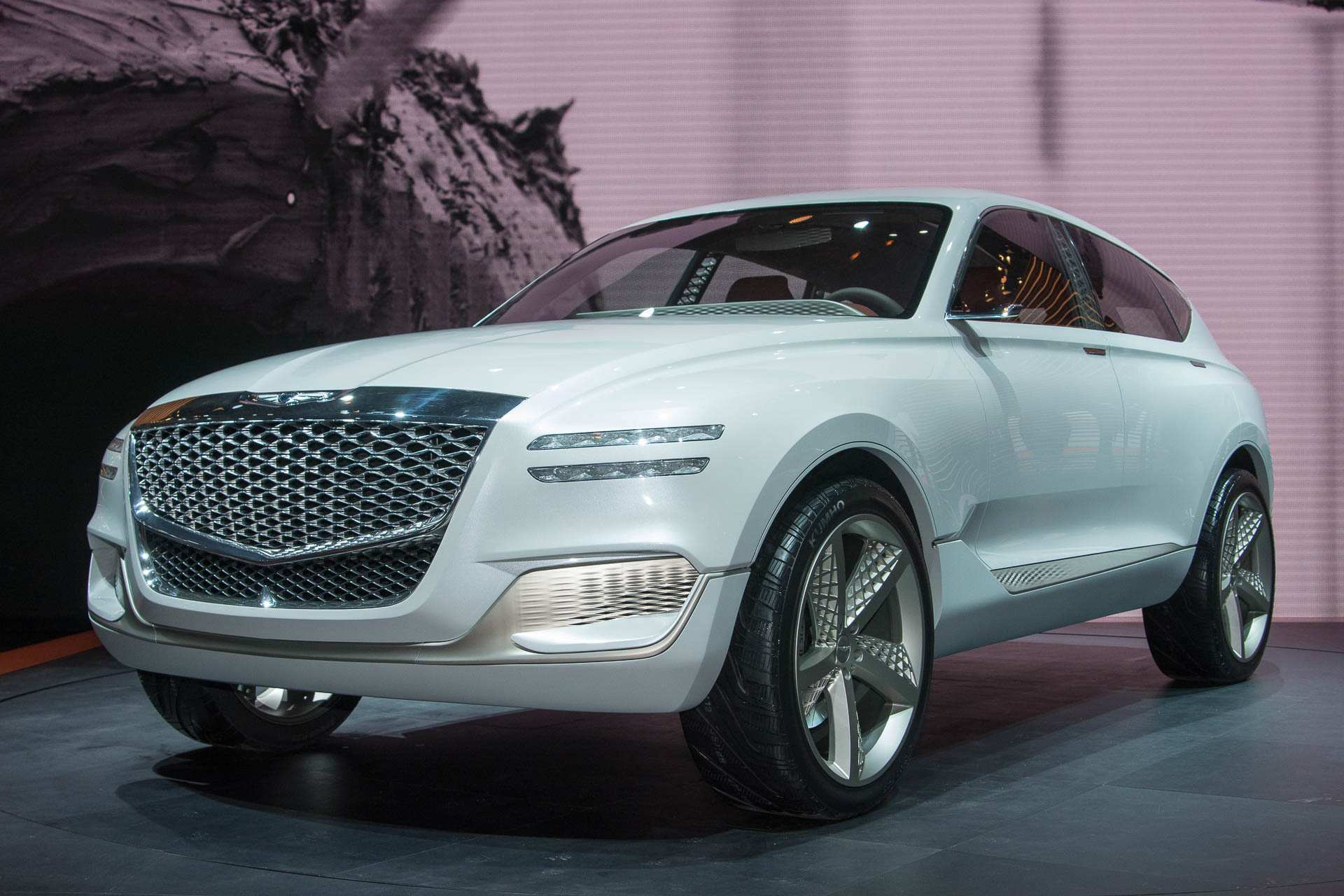 94 Concept of 2019 Genesis Gv80 Engine by 2019 Genesis Gv80