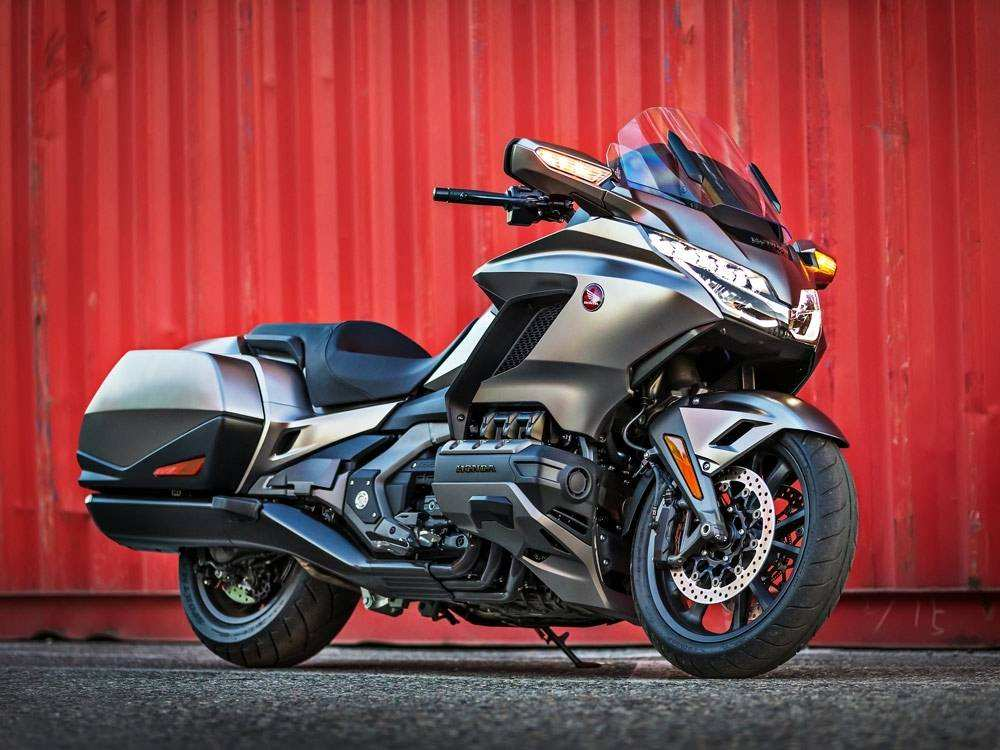 94 Concept of 2019 Honda Goldwing Colors Exterior with 2019 Honda Goldwing Colors