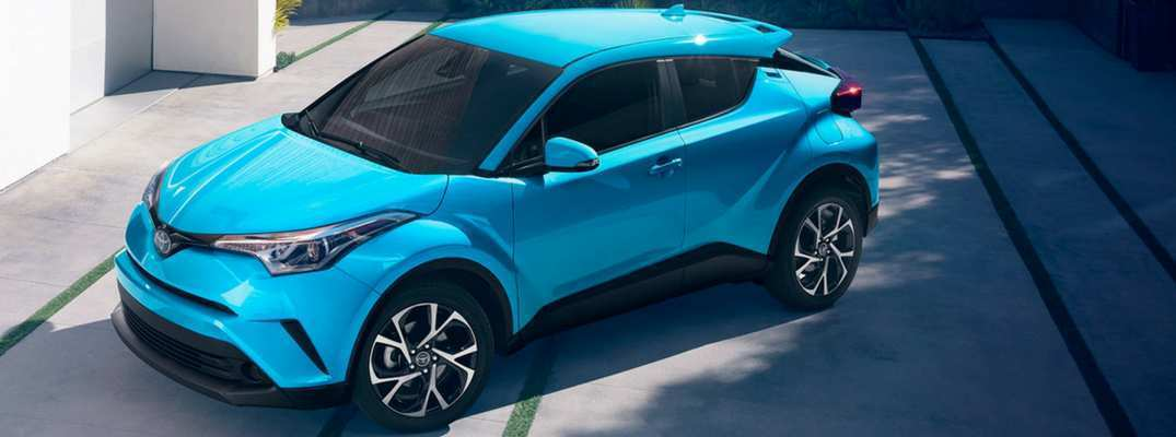 94 Concept of 2019 Toyota C Hr First Drive for 2019 Toyota C Hr