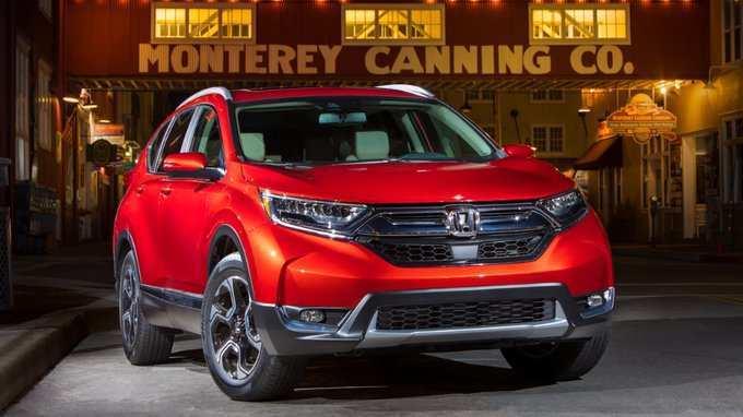 94 Concept of New 2019 Honda Crv Redesign and Concept for New 2019 Honda Crv