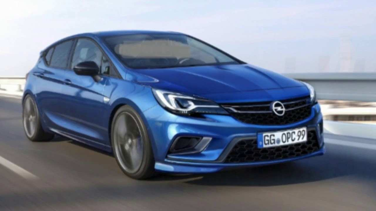 94 Concept of Opel Gtc 2019 Performance and New Engine for Opel Gtc 2019