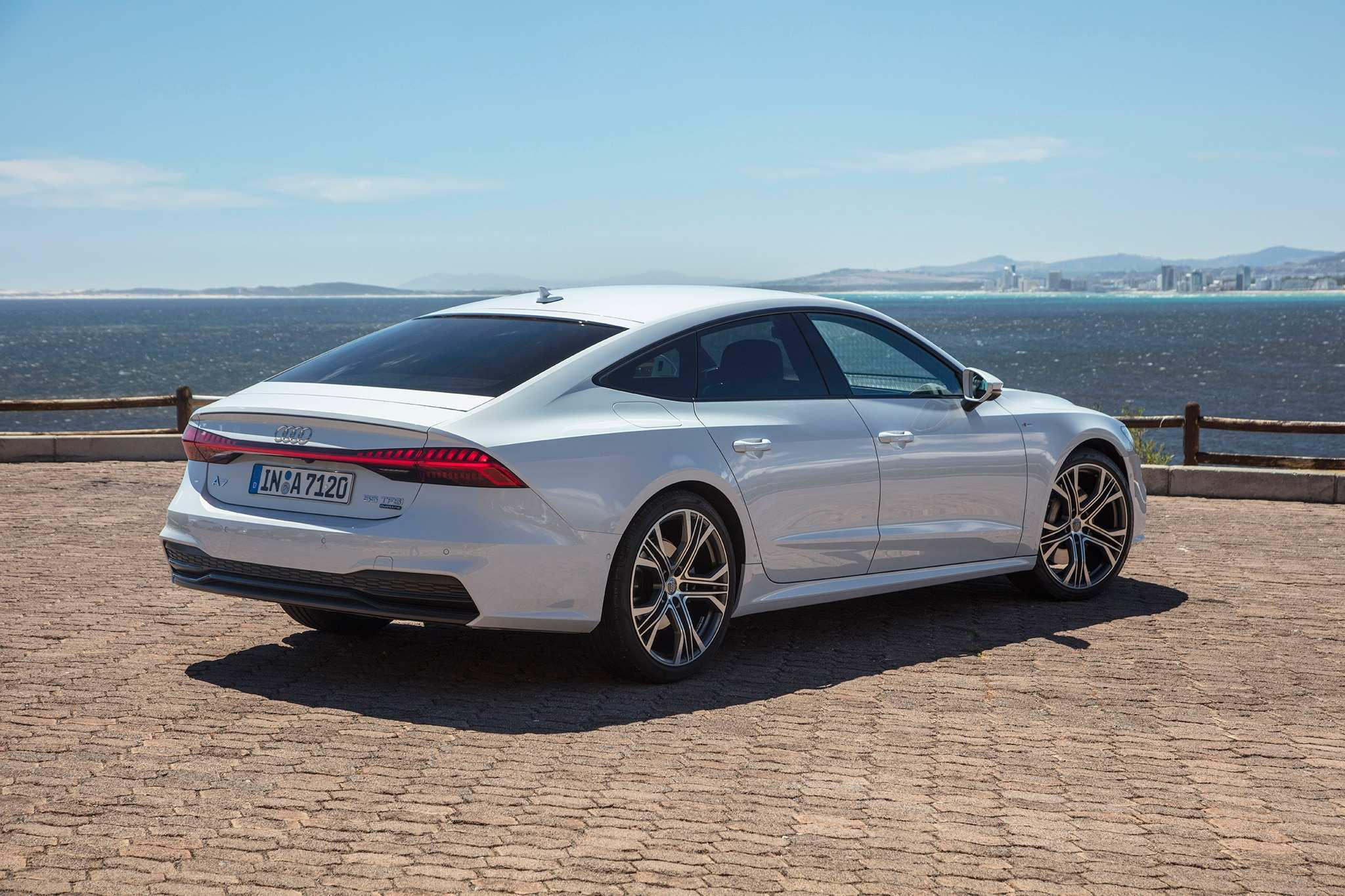 94 Gallery of 2019 Audi A7 Debut Spy Shoot by 2019 Audi A7 Debut