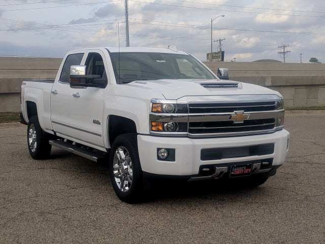 94 Gallery of 2019 Chevrolet 2500 Pickup Performance and New Engine with 2019 Chevrolet 2500 Pickup