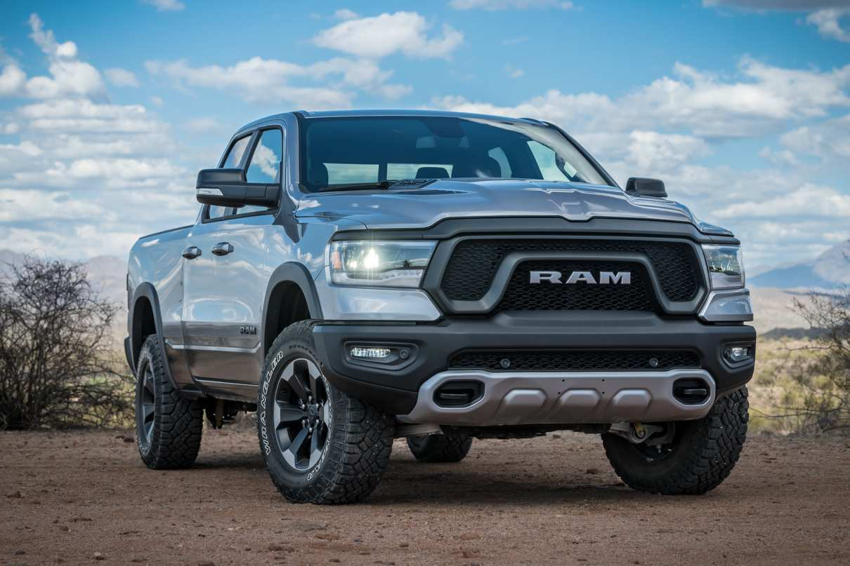 94 Gallery of 2019 Dodge Ram Body Style New Review for 2019 Dodge Ram Body Style