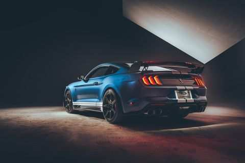 94 Gallery of 2019 Ford Shelby Gt500 Picture for 2019 Ford Shelby Gt500