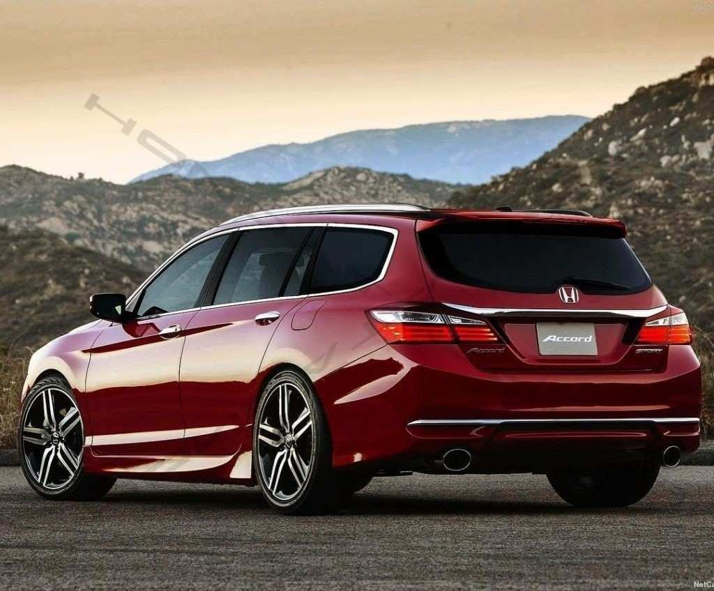 94 Gallery of 2019 Honda Accord Wagon Reviews with 2019 Honda Accord Wagon