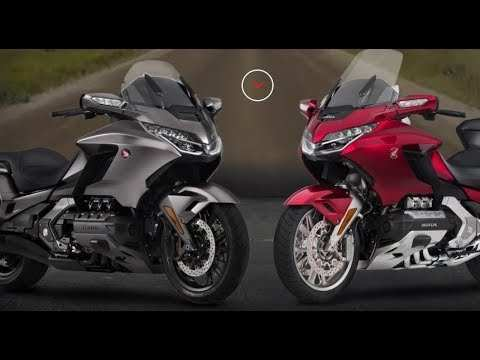 94 Gallery of 2019 Honda Goldwing Colors Exterior with 2019 Honda Goldwing Colors