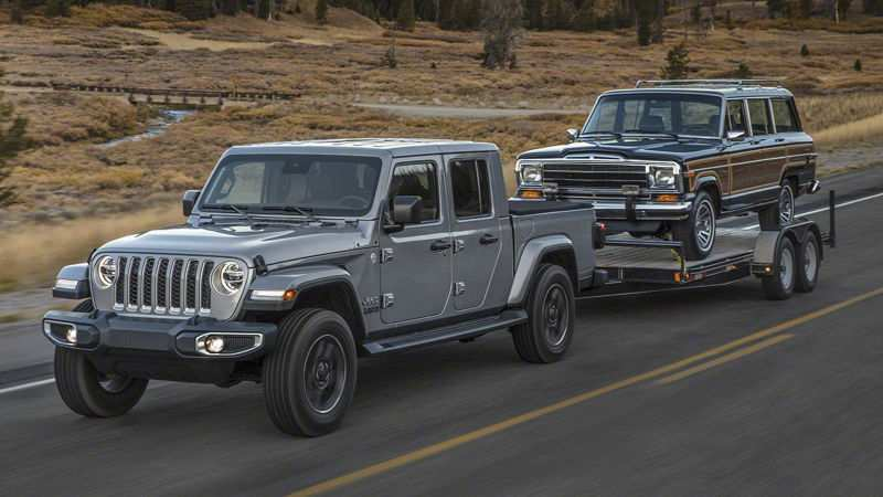 94 Gallery of 2019 Jeep Gladiator Interior for 2019 Jeep Gladiator