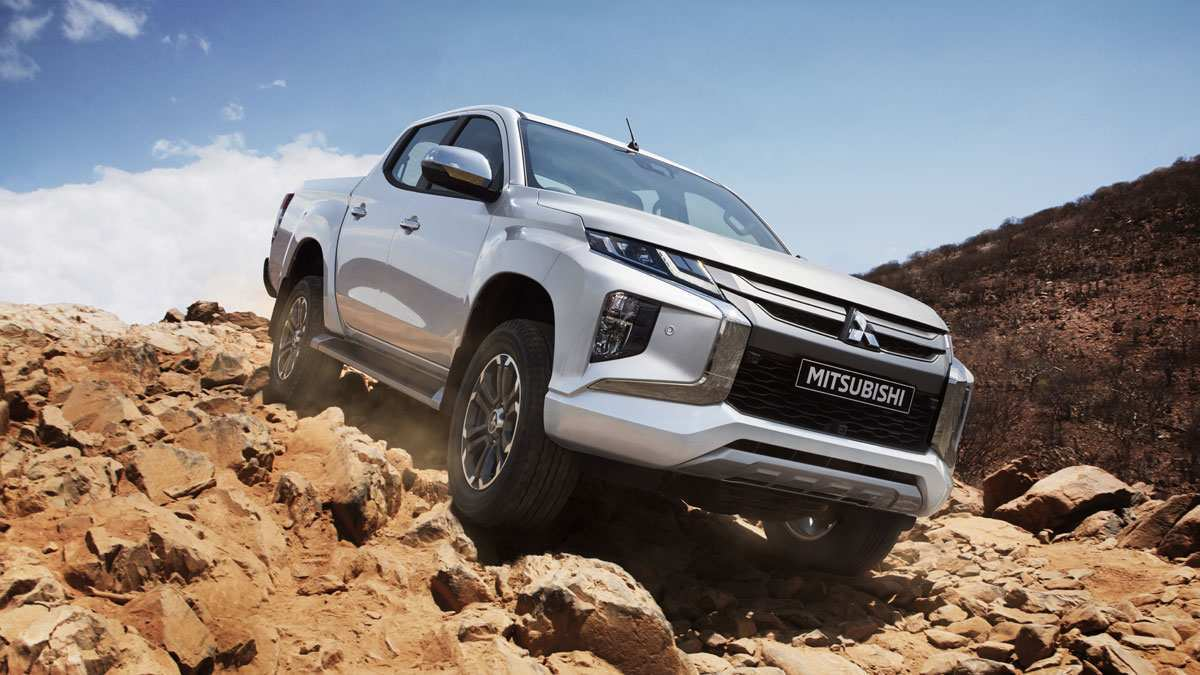 94 Gallery of 2019 Mitsubishi Triton Specs Specs and Review for 2019 Mitsubishi Triton Specs