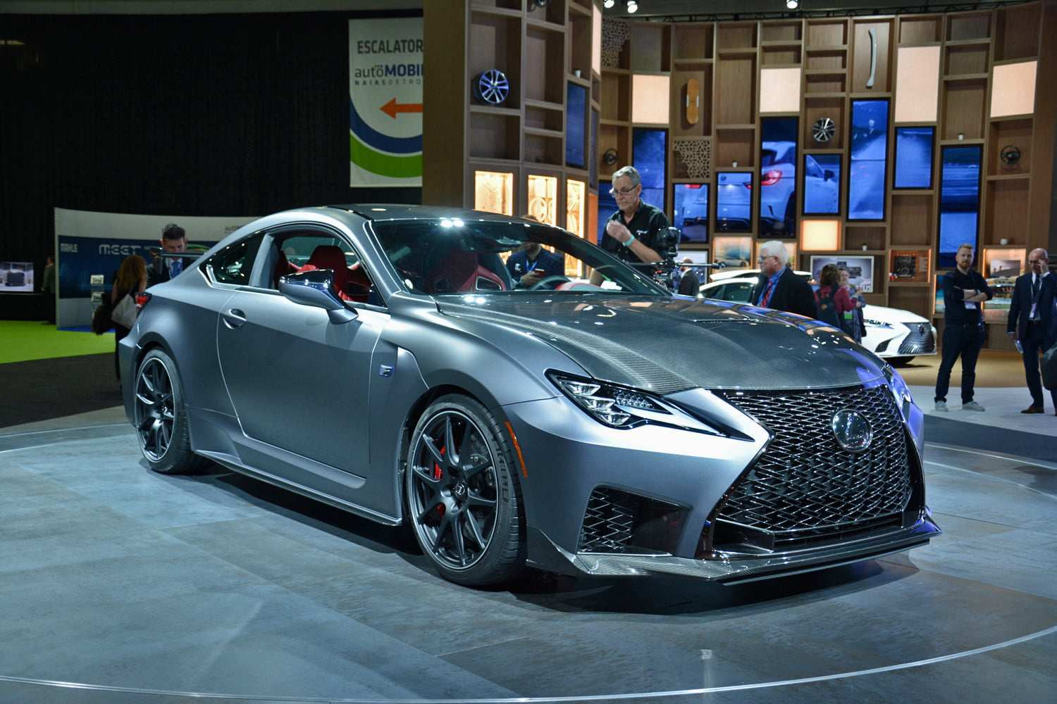 94 Gallery of 2020 Lexus Rcf Engine with 2020 Lexus Rcf