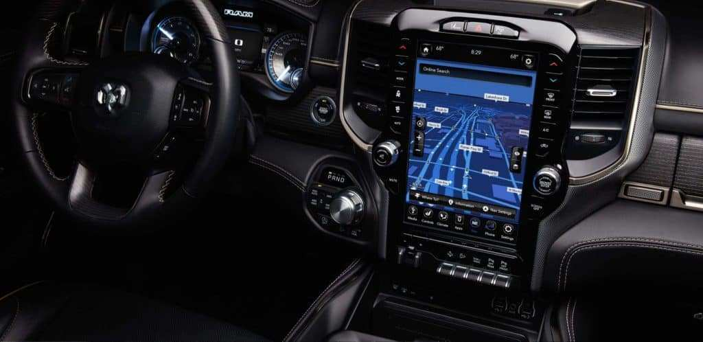 94 Great 2019 Dodge Interior Review by 2019 Dodge Interior