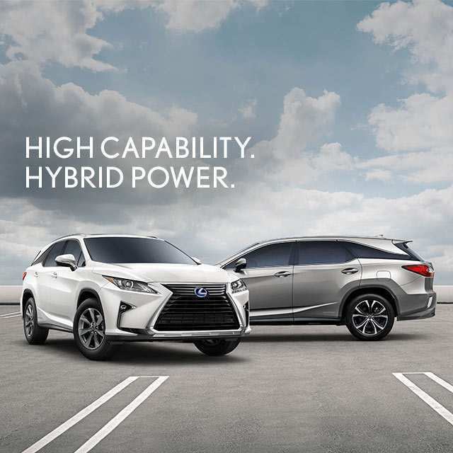 94 Great 2019 Lexus Hybrid Style for 2019 Lexus Hybrid