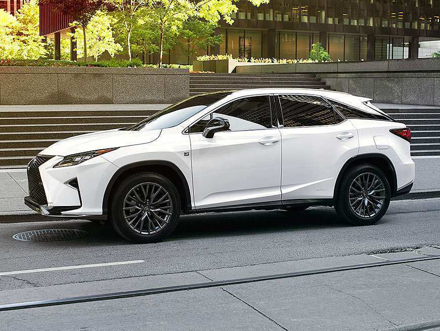 94 Great 2019 Lexus Rx L Performance by 2019 Lexus Rx L