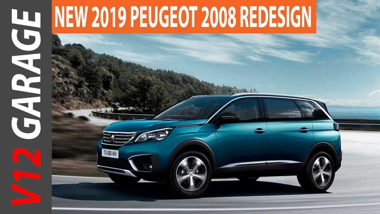 94 Great 2019 Peugeot 2008 Photos by 2019 Peugeot 2008