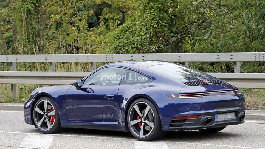 94 Great 2019 Porsche 911 4S Concept with 2019 Porsche 911 4S