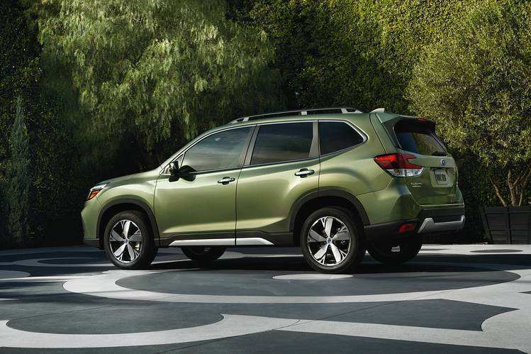 94 Great 2019 Subaru New Model Exterior with 2019 Subaru New Model