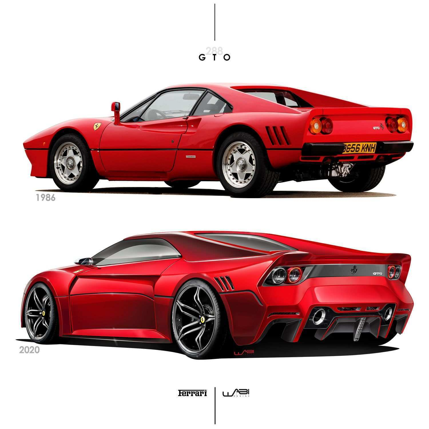 94 Great 2020 Ferrari 288 Gto Pricing for 2020 Ferrari 288 Gto