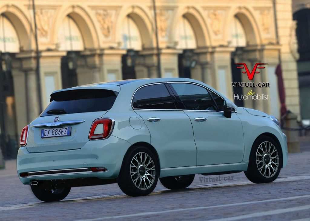 94 Great Fiat Modelle 2019 Exterior with Fiat Modelle 2019