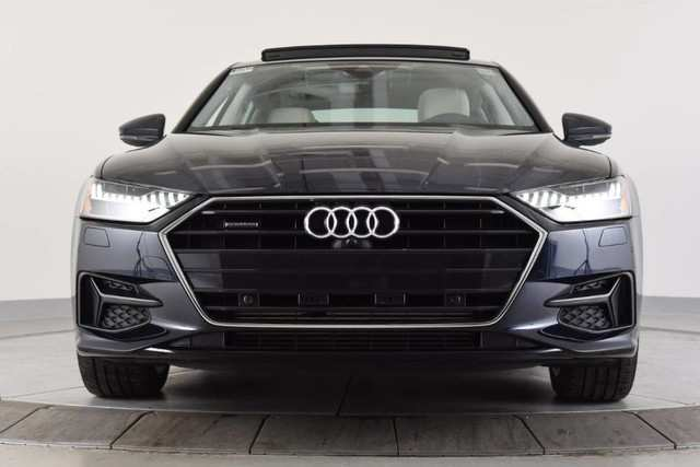 94 Great New 2019 Audi A7 New Review by New 2019 Audi A7