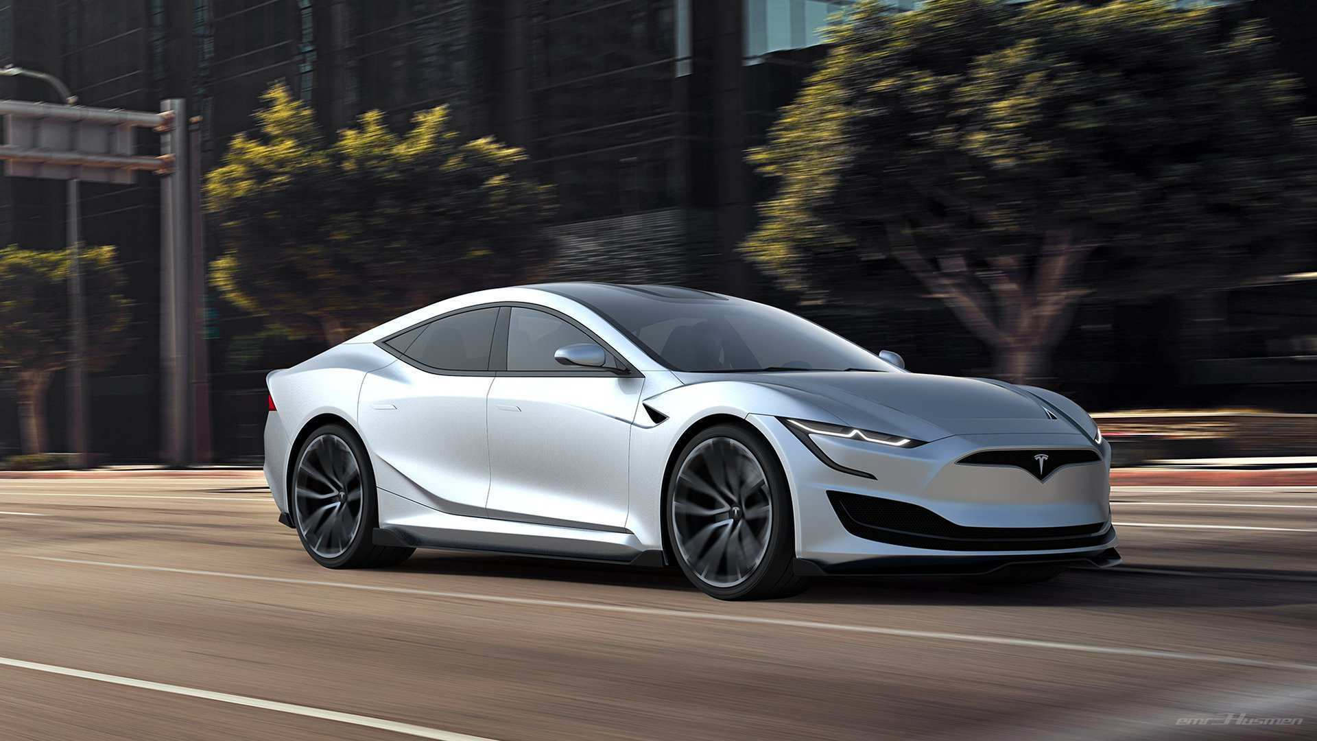 94 Great Tesla S 2020 Exterior by Tesla S 2020