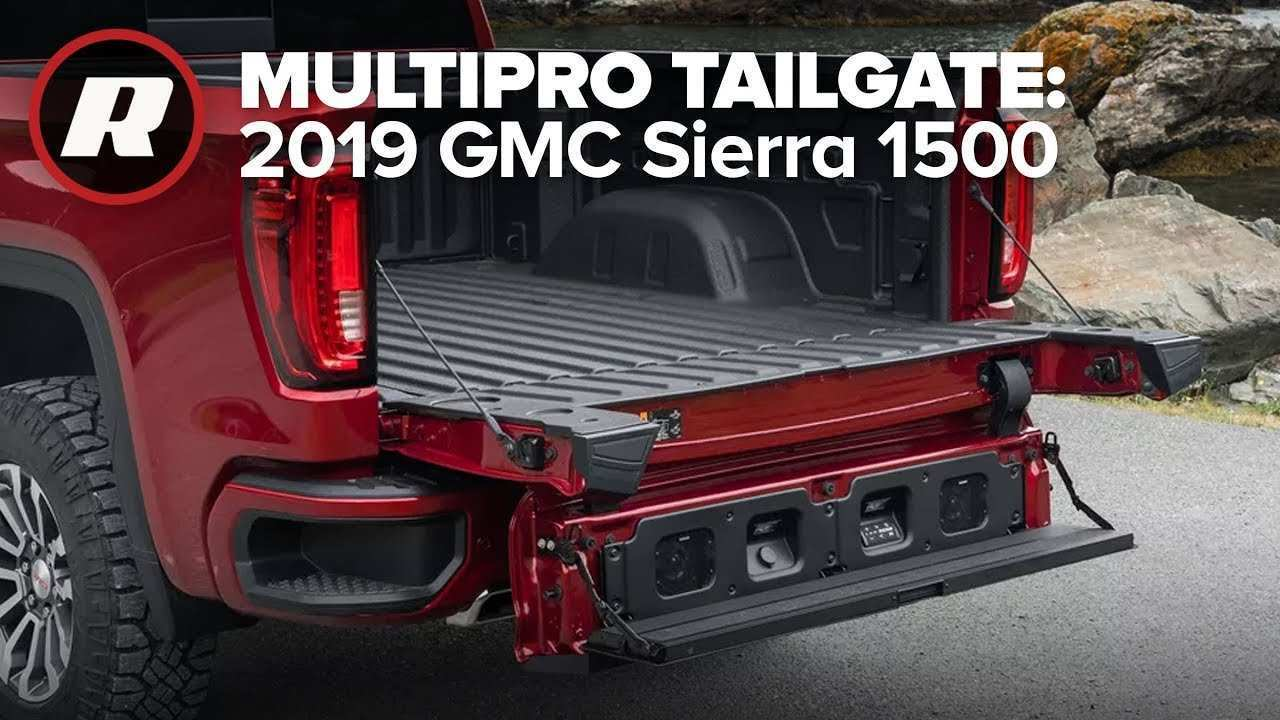94 New 2019 Gmc 2500 Tailgate Release Date by 2019 Gmc 2500 Tailgate