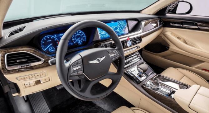 94 New 2019 Hyundai Genesis G90 Model by 2019 Hyundai Genesis G90