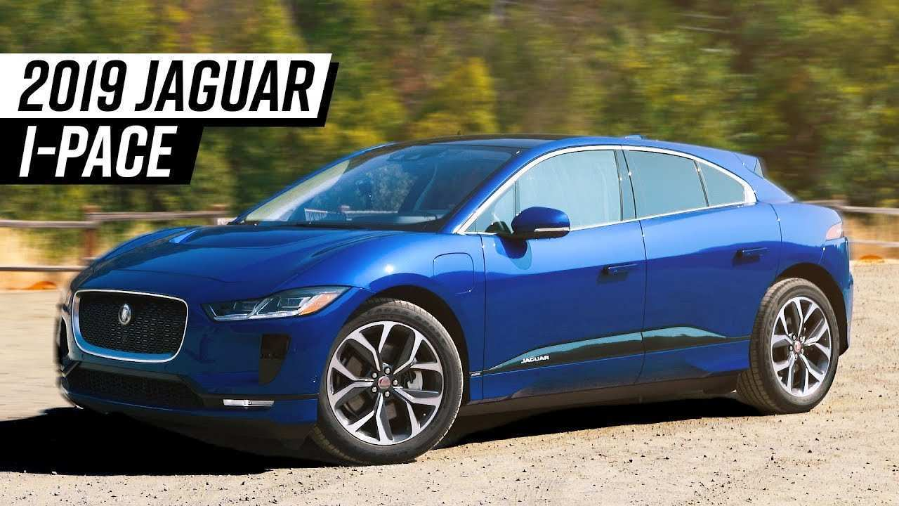 94 New 2019 Jaguar I Pace Redesign and Concept for 2019 Jaguar I Pace