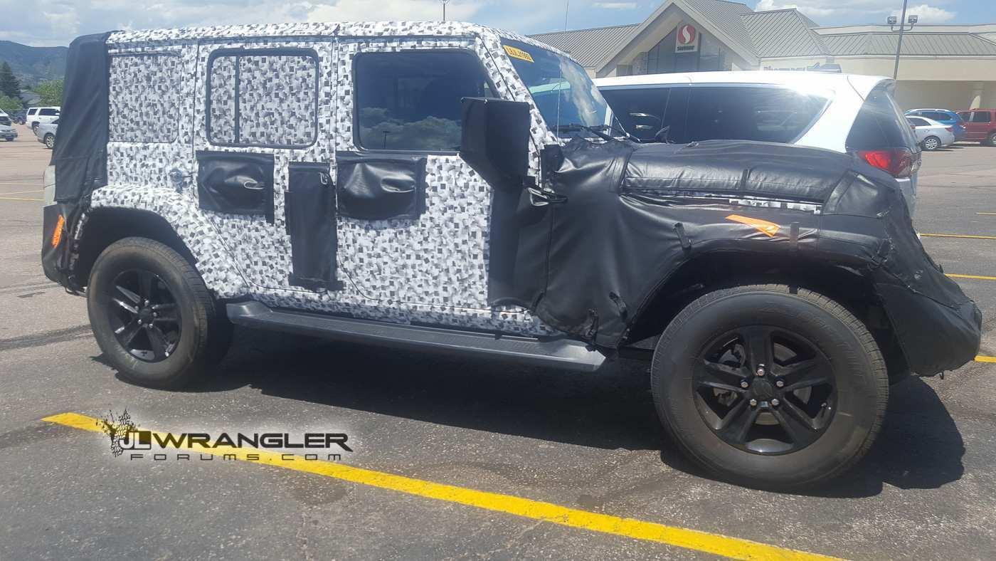 94 New 2019 Jeep Jl Diesel Exterior with 2019 Jeep Jl Diesel