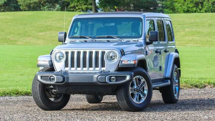 94 New 2019 Jeep Wrangler Jl Spesification for 2019 Jeep Wrangler Jl