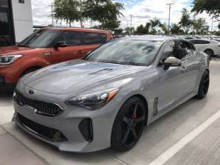 94 New 2019 Kia Stinger Gt Rumors by 2019 Kia Stinger Gt
