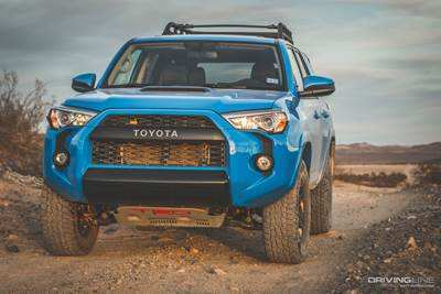 94 New 2019 Toyota 4Runner Trd Pro Review Release with 2019 Toyota 4Runner Trd Pro Review